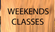 Weekands Classses